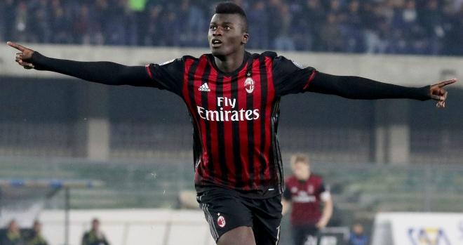 Галлиани: «Милан» позволил Ньянгу пройти медосмотр в«Уотфорде»