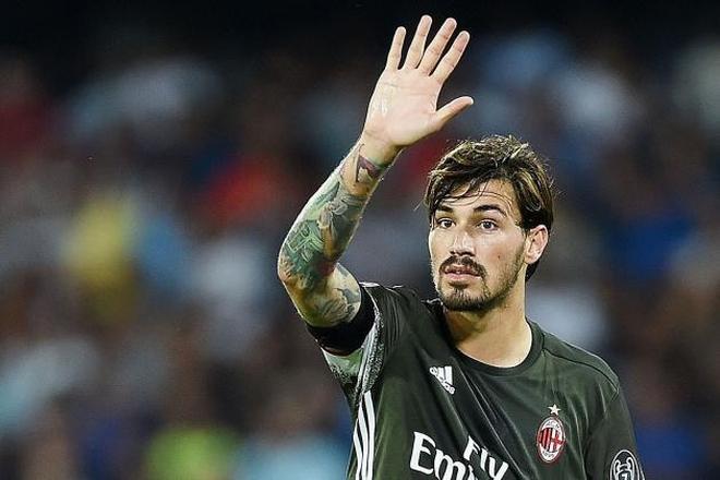 """Алессио Романьоли: «Рад, что """"Милан"""" отказался торговать меня в""""Челси""""»"""