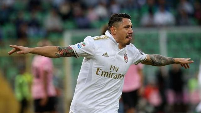 Дубль Лападулы принес «Милану» крупную победу над «Эмполи»