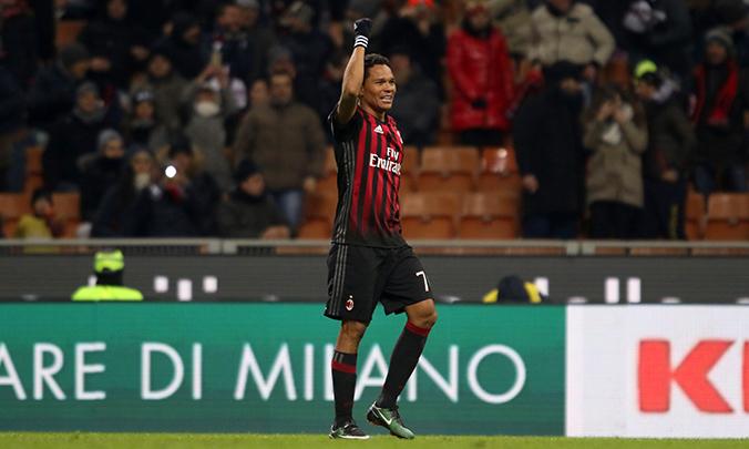 «Милан» вышел на«Ювентус» вКубке Италии