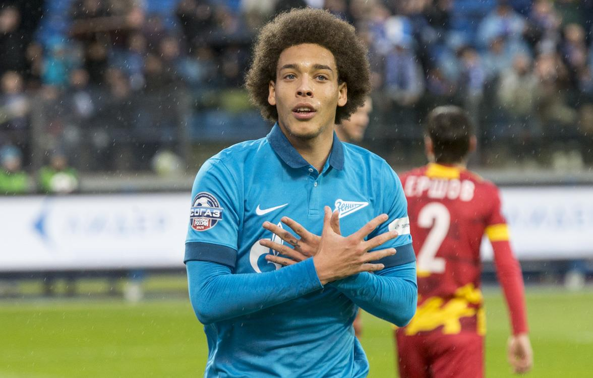 Witsel might move to Chelsea instead of Everton