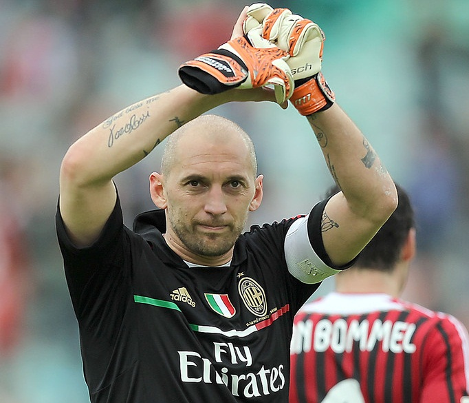 Кристиан Аббьяти стал менеджером «Милана»
