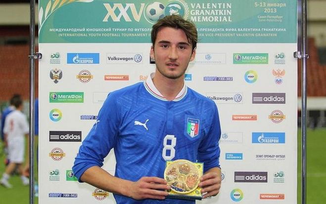 сборная Италии до 19 лет