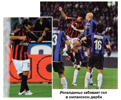 Каледарь футбольного клуба милан 2008- 2009