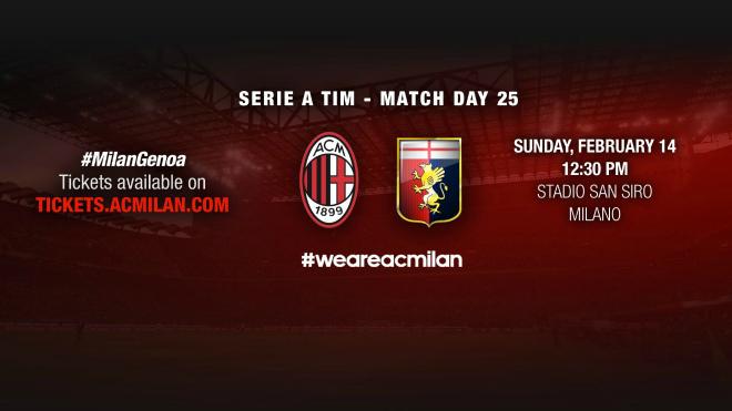 «Милан» насвоем поле обыграл «Дженоа»