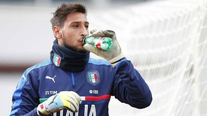 Голкипер «Милана» стал самым молодым игроком сборной Италии запоследние 105 лет