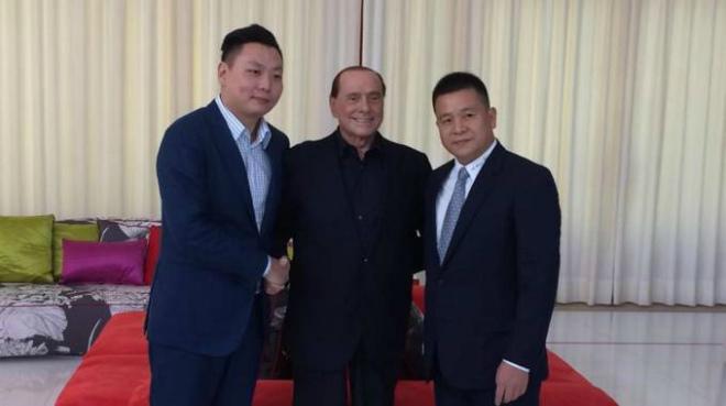 Китайские коммунисты приобрели соскидкой футбольный клуб «Милан»