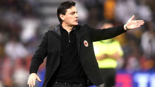 """Винченцо Монтелла: «Заслуживали победу над """"Ювентусом"""" восновные 90 минут»"""