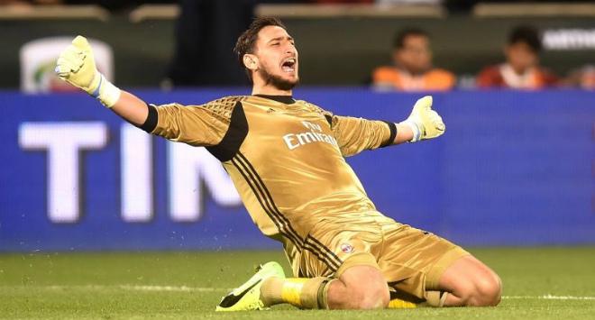 «Милан» предложит Доннарумме 50-миллионный договор