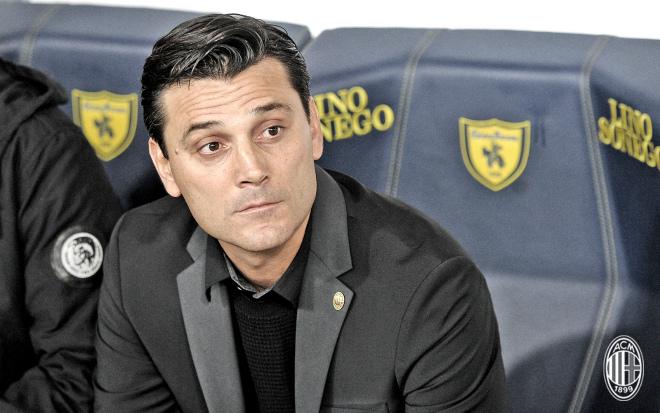 Винченцо Монтелла: похоже, что «Милан» уже чувствует запах еврокубков