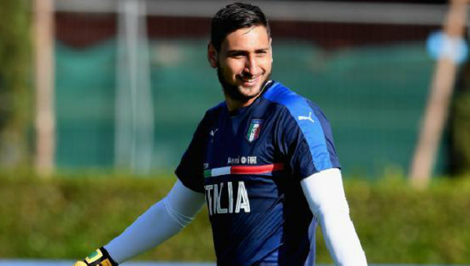 Доннарумма обсудит договор с«Миланом» после Евро U21