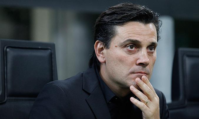 Руководство «Милана» поставило Винченцо Монтелле ультиматум