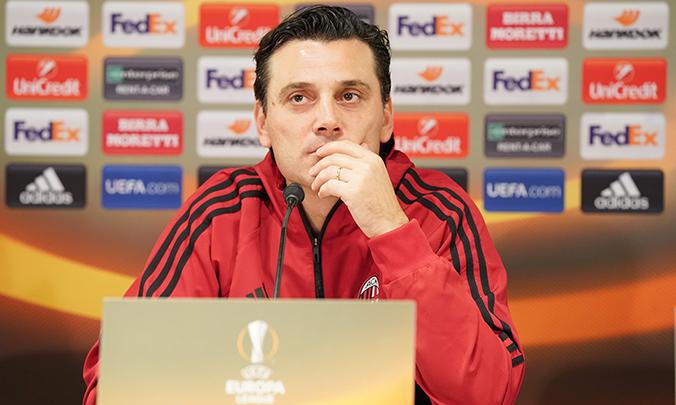 Монтелла будет уволен, ежели Милан необыграет Сассуоло