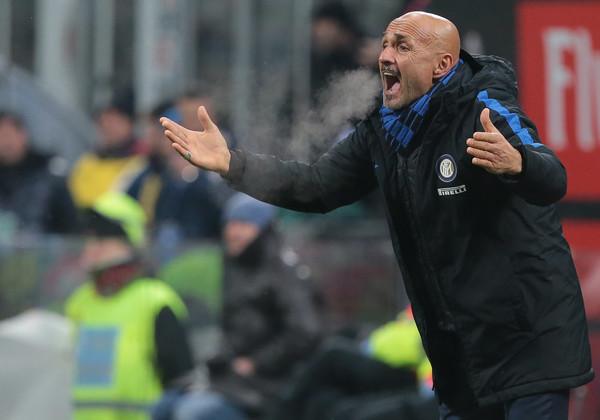 """Спаллетти: «""""Интер"""" потерял уверенность впоследних матчах»"""
