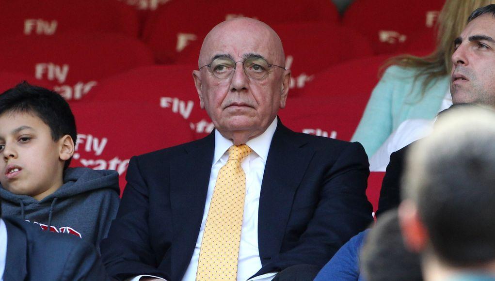 Президент футбольного клуба милан